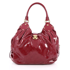 Louis Vuitton L Hobo Surya Leather pink