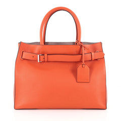 Reed Krakoff RK40L Tote Leather Orange 1815201