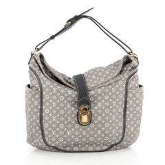 Louis Vuitton Romance Handbag Monogram Idylle Blue 1815408