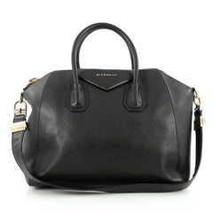 Givenchy Antigona Bag Leather Medium Black