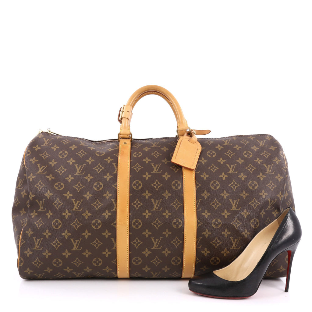 0689429def Should I Buy A Louis Vuitton Keepall   Stanford Center for ...