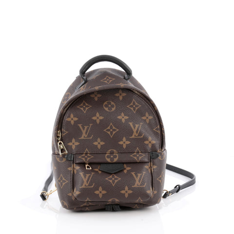 8495cb5f40c9 Buy Louis Vuitton Palm Springs Backpack Monogram Canvas Mini 1876201 – Rebag