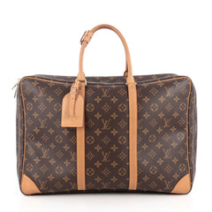 Louis Vuitton Sirius Handbag Monogram Canvas 45 Brown 1878403