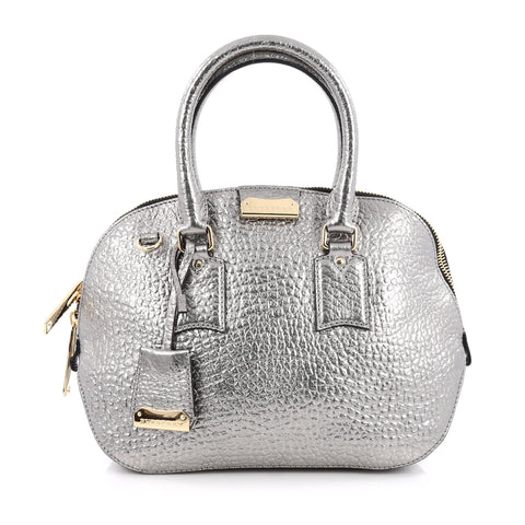 b166b39e21d2 Buy Burberry Orchard Bag Heritage Grained Leather Small 1910001 – Rebag