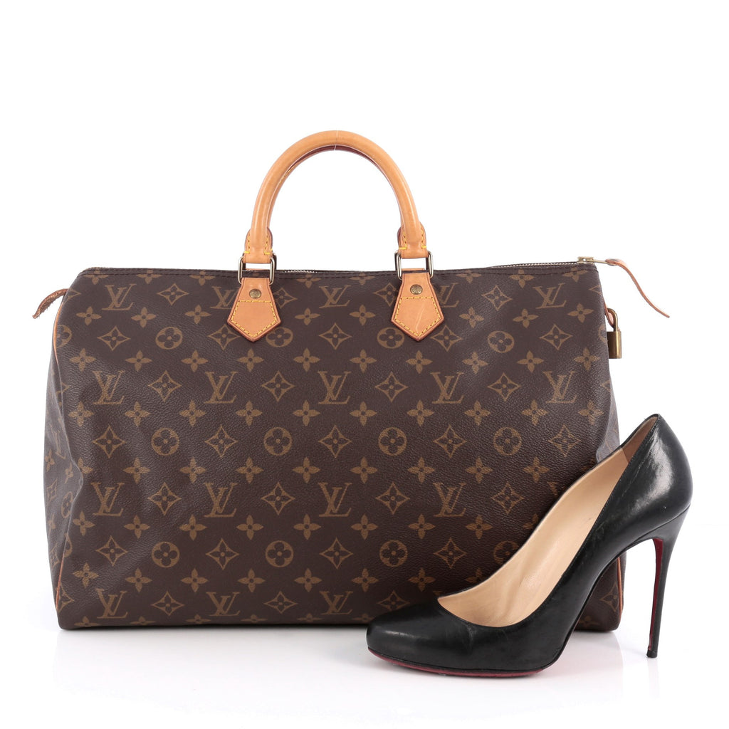 Image Result For Louis Vuitton Monogram Canvas Speedy  Bag