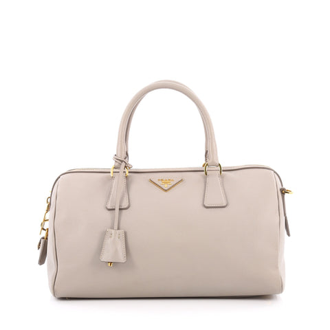 d86bbf78978c Buy Prada Lux Convertible Boston Bag Saffiano Leather Medium 1954401 – Rebag