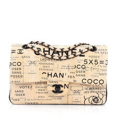 Chanel Classic Double Flap Bag Limited Edition Hand 1978106