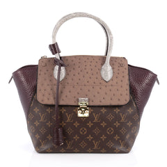 Louis Vuitton Majestueux Tote Monogram Canvas and 1995801