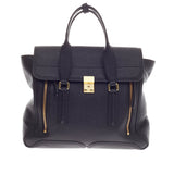3.1 Phillip Lim Pashli Satchel Leather Large