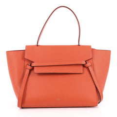 Celine Belt Bag Grainy Leather Small Orange 2018303