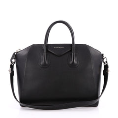 Givenchy Antigona Bag Leather Medium Black 2019201