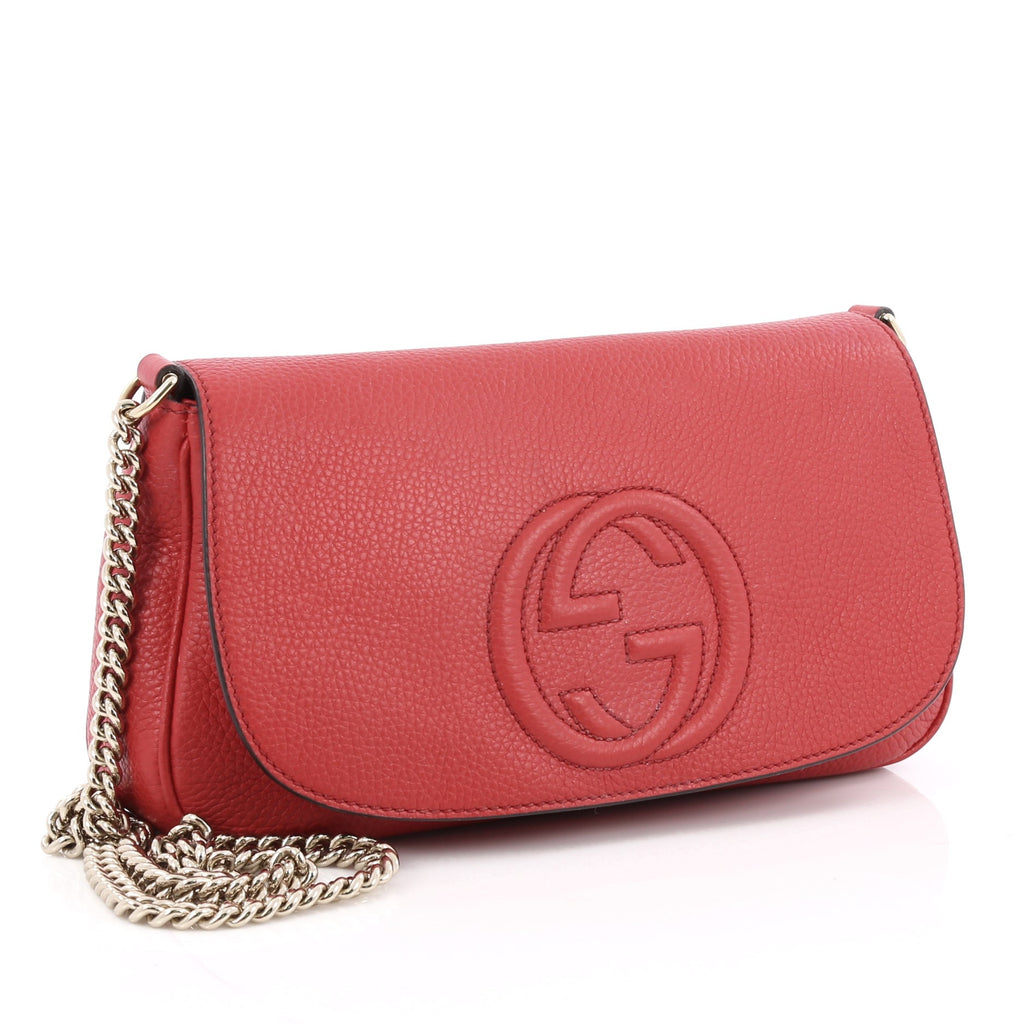 eb7b19c82bb7 Gucci Crossbody Bag With Chain Strap | Stanford Center for ...