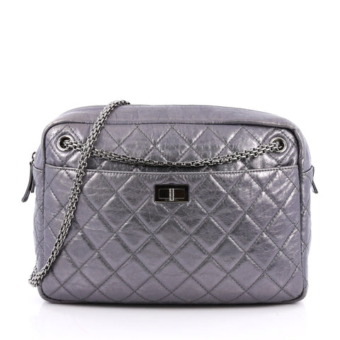 508fa978b685c6 Buy Chanel Reissue Camera Bag Quilted Aged Calfskin Large 2025904 – Rebag