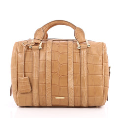 Nevinson Bowling Bag Alligator Medium