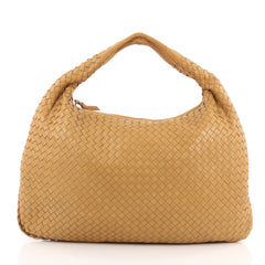 Bottega Veneta Veneta Hobo Intrecciato Nappa Large Brown 2036203