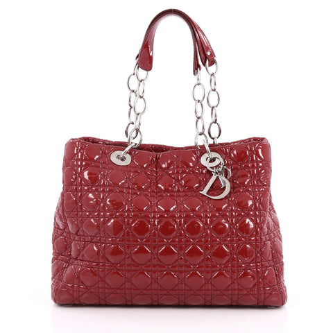 85510833998 Buy Christian Dior Soft Chain Tote Cannage Quilt Patent 2049302 – Rebag
