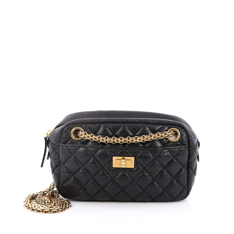 ae1ad874e4eb Buy Chanel Reissue Camera Bag Quilted Aged Calfskin Small 2055902 – Rebag