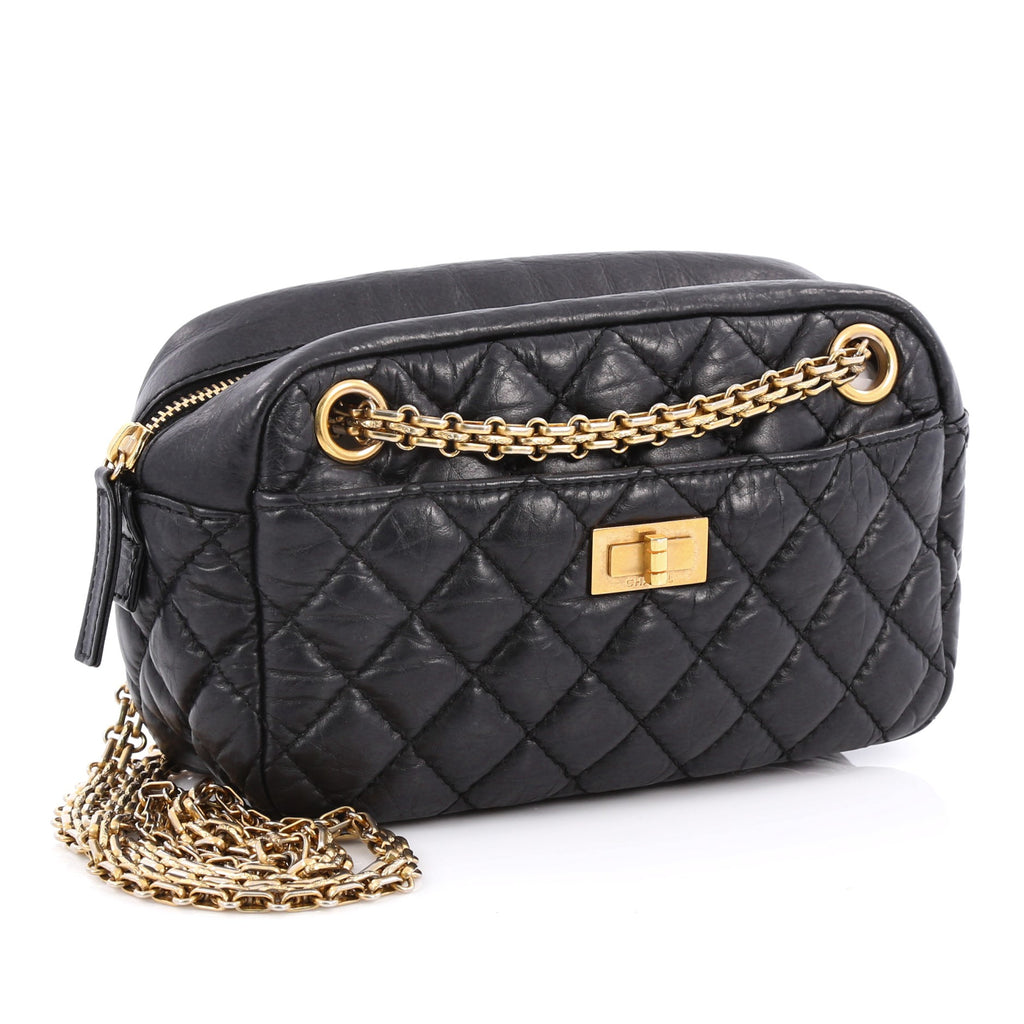 314a28f3f84e Buy Chanel Reissue Camera Bag Quilted Aged Calfskin Small 2055902 ...