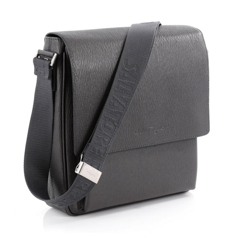 78cb7c688a60 Salvatore Ferragamo. Salvatore Ferragamo Revival Messenger Bag Leather  Medium