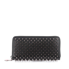 Christian Louboutin Panettone Wallet Spiked Leather 2113902