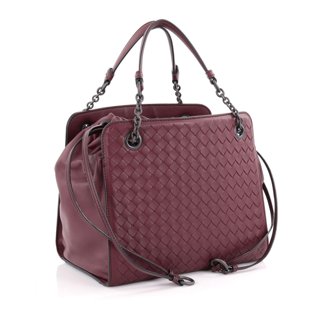 7d1416b039 Buy Bottega Veneta Convertible Drawstring Tote Intrecciato 2127301 ...
