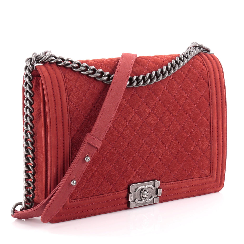 03bea82ed849 Chanel Boy Flap Bag Caviar | Stanford Center for Opportunity Policy ...