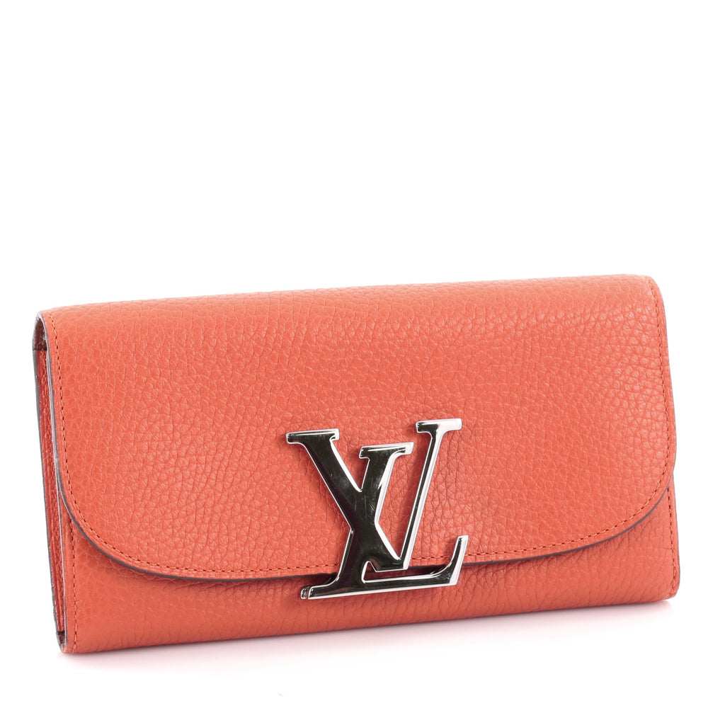 Buy Louis Vuitton Vivienne LV Wallet Taurillon Leather ...
