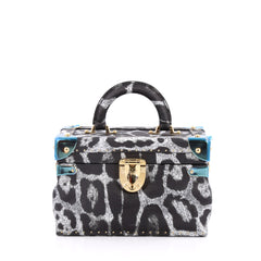 Louis Vuitton City Trunk Bag Wild Animal Print Canvas PM 2185901