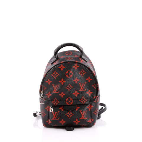 772e9aa6b61e Buy Louis Vuitton Palm Springs Backpack Limited Edition 2217501 – Rebag