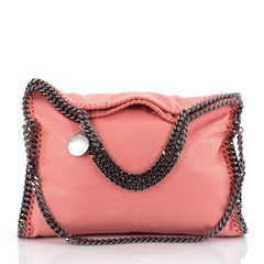 Stella McCartney Falabella Fold Over Bag Shaggy Deer 2253701