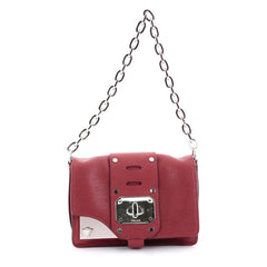 Versace Stardvst Bag Leather Mini Red 2261804