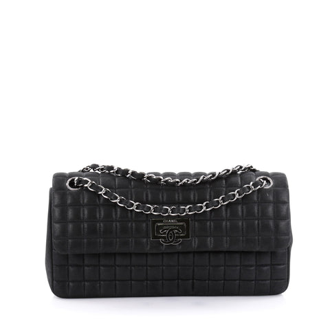 7ef00d9dd468 Buy Chanel CC Lock Bubble Flap Bag Quilted Iridescent 2266601 – Rebag