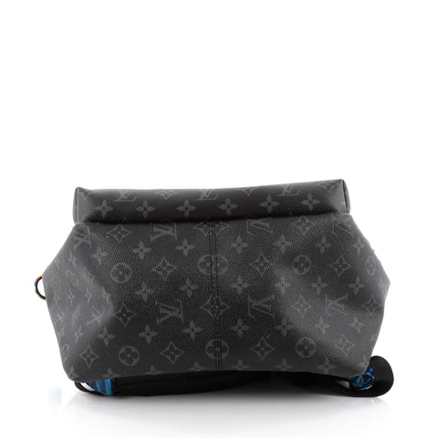 11869567e35 Apollo Backpack Limited Edition Fragment Monogram Eclipse Canvas