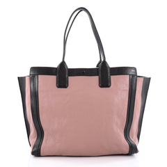 Chloe Alison East West Tote Leather Medium Pink 2276701