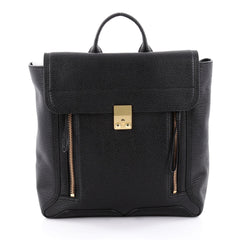 3.1 Phillip Lim Pashli Backpack Leather Black 2291201