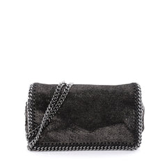 Stella McCartney Falabella Crossbody Bag Shaggy Deer 2293201