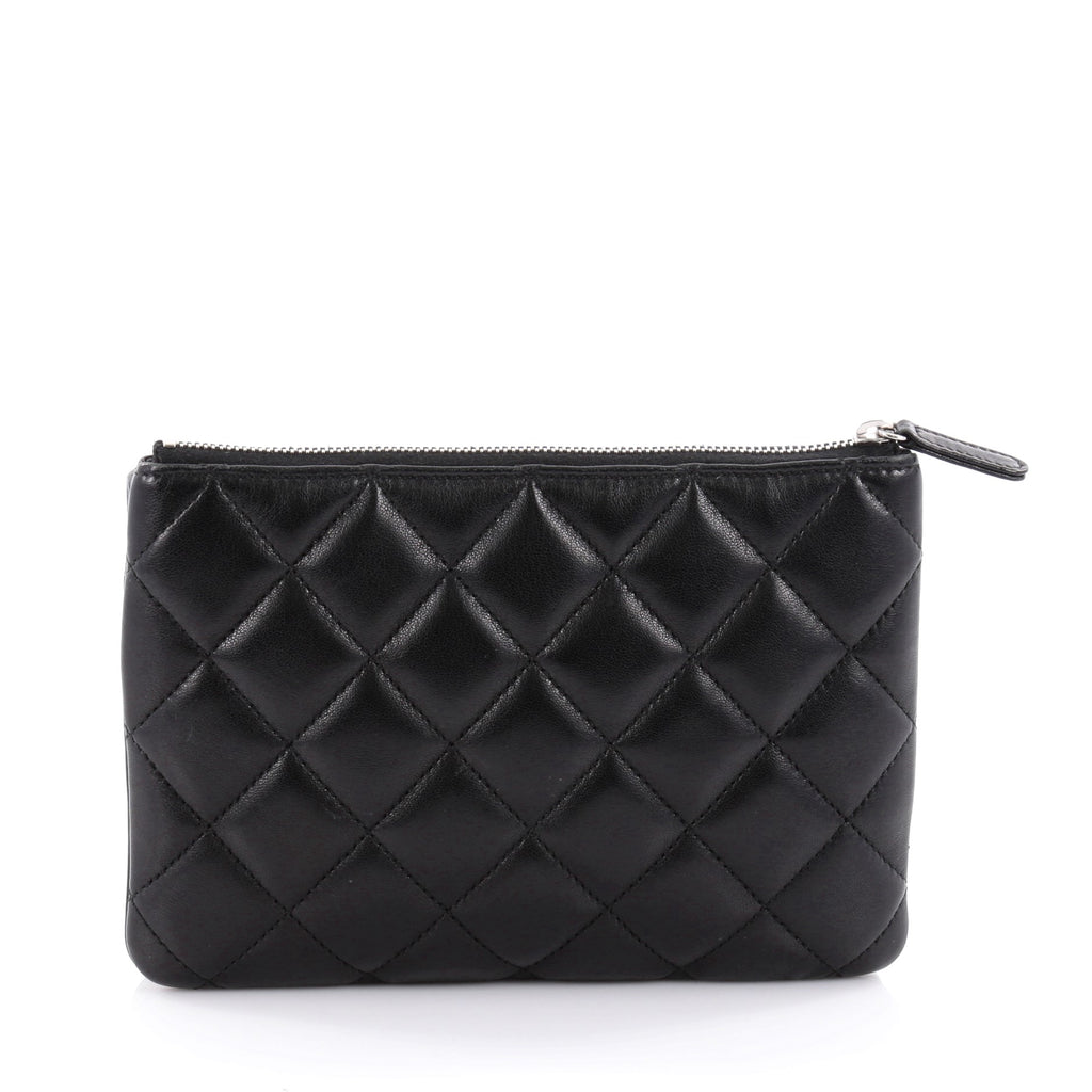 032a85c546e4 Buy Chanel Daily Zippy Crossbody Bag Quilted Lambskin Small 2296004 ...