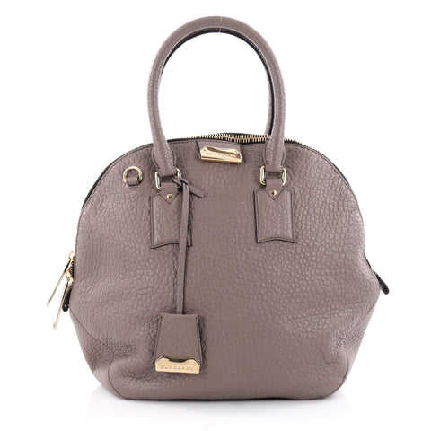 20a8d8b1140f Buy Burberry Orchard Bag Heritage Grained Leather Medium 2327701 – Rebag