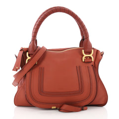 Chloe Marcie Satchel Leather Medium 2358602