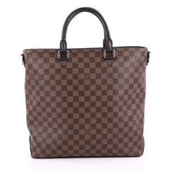 Louis Vuitton Jake Tote Damier Brown
