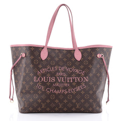 Louis Vuitton Neverfull Tote Limited Edition Ikat 2371707