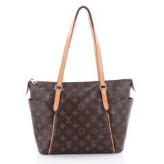 Louis Vuitton Totally Handbag Monogram Canvas PM Brown 2381702