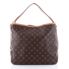 Louis Vuitton Delightful NM Handbag Monogram Canvas MM 2394701