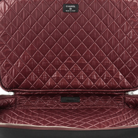 3f61811ac39 Buy Chanel Laptop Sleeve Quilted Nylon Black 2398003 – Rebag