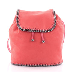 Stella McCartney Falabella Backpack Shaggy Deer Medium 2409601