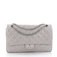 Chanel Reissue Flap Bag Metallic Quilted Aged Calfskin 2415402