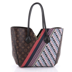 Louis Vuitton Kimono Handbag Limited Edition Monogram 2416501