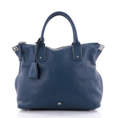 Mulberry Alice Tote Leather Small Blue 2470001