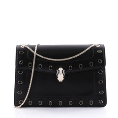 Bvlgari Serpenti Forever Shoulder Bag Embellished 2477809