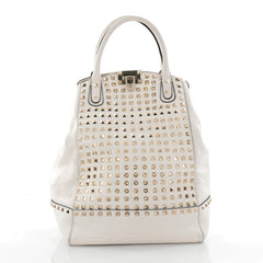 Valentino Rockstud New Dome Convertible Bucket Bag Full 2495302